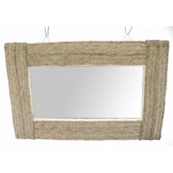 Espejo horizontal